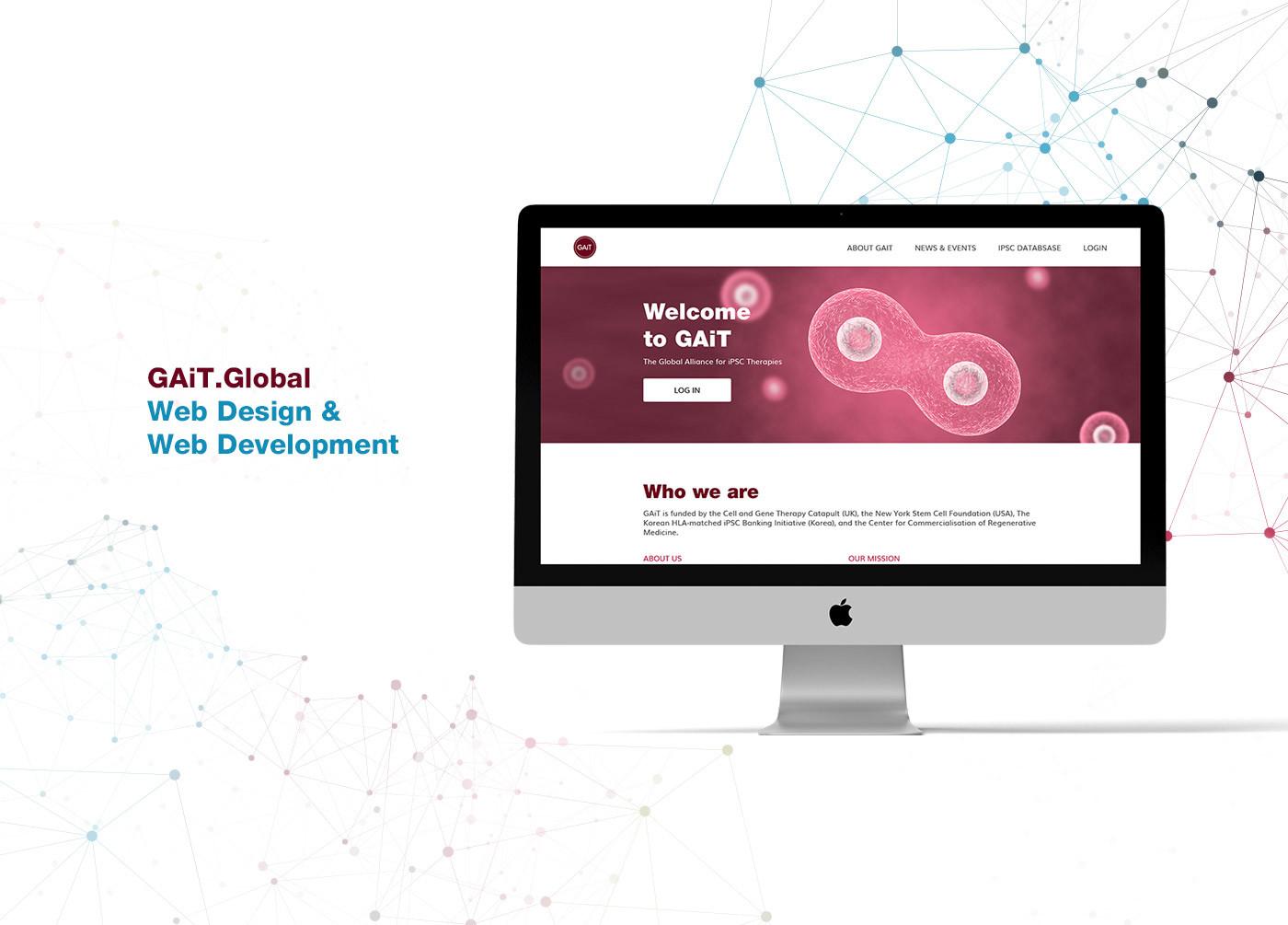GAIT-Web-Design