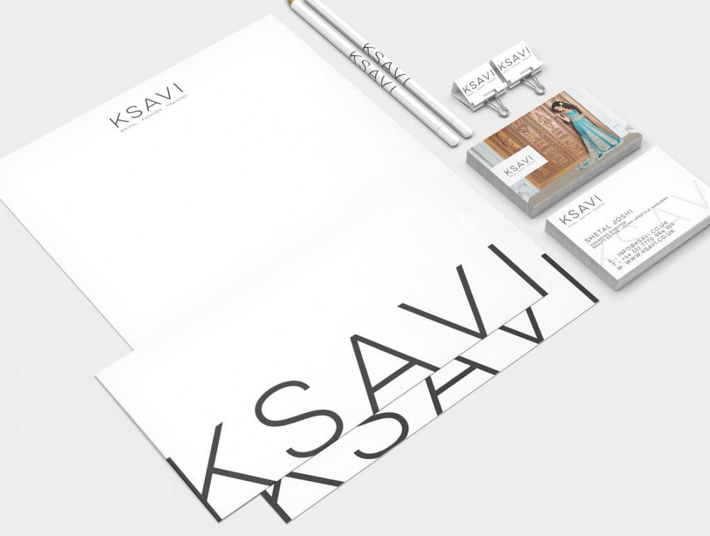 small business brand identity kit