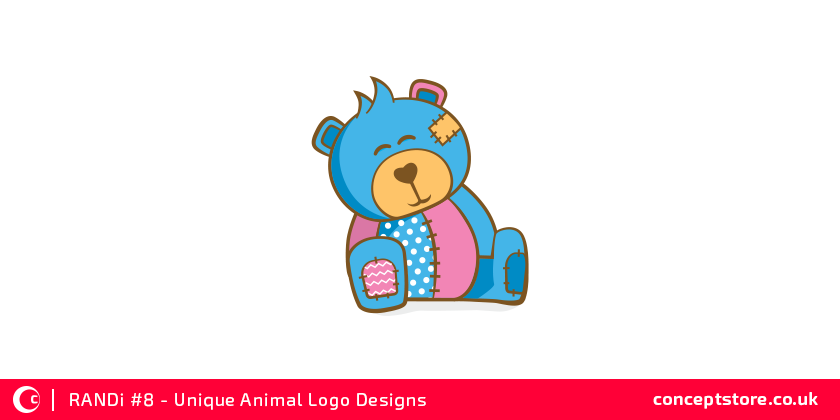 RANDi #8 – Unique Animal Logo Designs