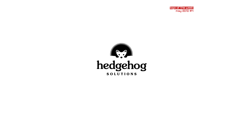 HedgeHog Logo Design