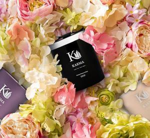Karma Candles Branding