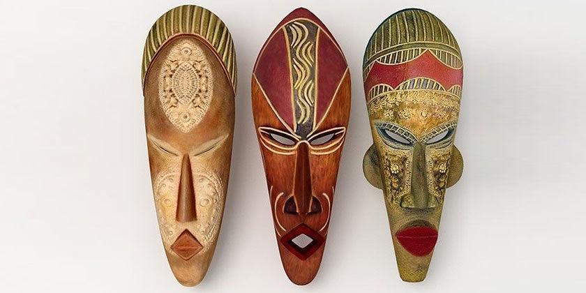 Afrcian Masks