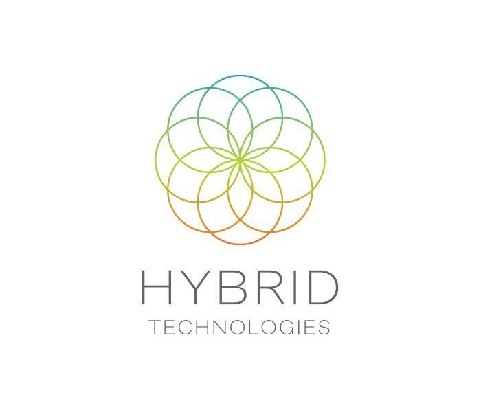 Hybrid Science Logo Design